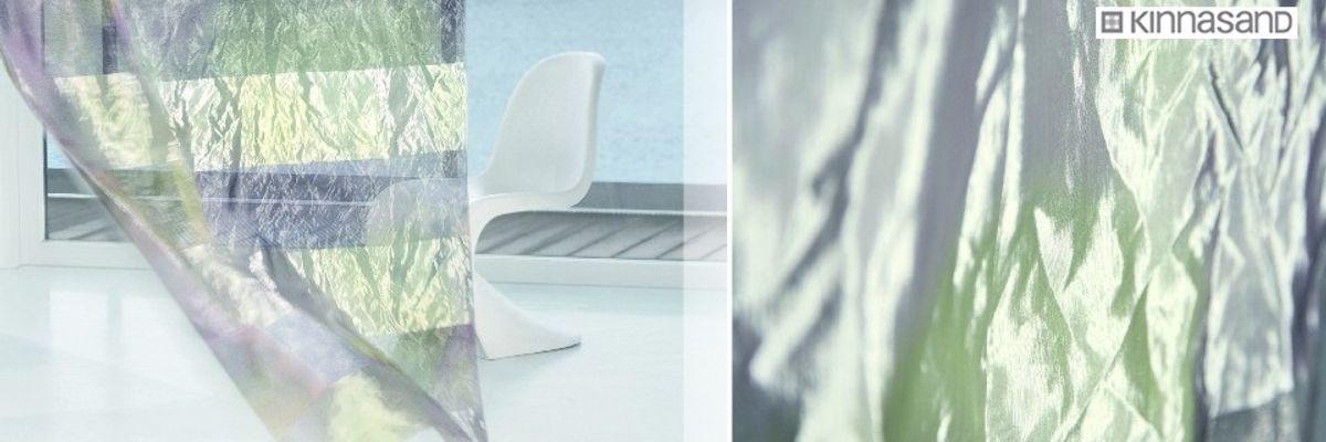 wei e transparente gardinen kinnasand inspiration design raum und m bel f r ihre. Black Bedroom Furniture Sets. Home Design Ideas